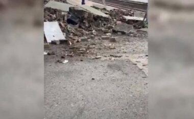 Shembet stacioni i trenave në Britani, qytetarët shpëtojnë mrekullisht (VIDEO)