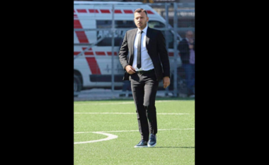 Skuadra kosovare shkarkon Blendi Shkëmbin
