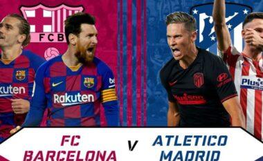 Ndeshja e titullit, Marca publikon formacionet e mundshme Barça-Atl Madrid (FOTO LAJM)