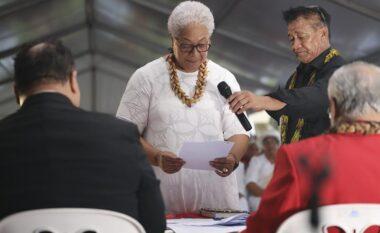 Rivali nuk lejon kryeministren e re të Samoas të betohet, i mbyll parlamentin