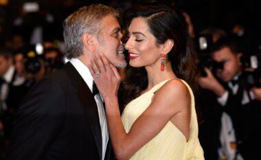 Pishinë, fushë tenisi e e jo vetëm: Pamje nga vila 7 milion dollarëshe e George dhe Amal Clooney (FOTO LAJM)