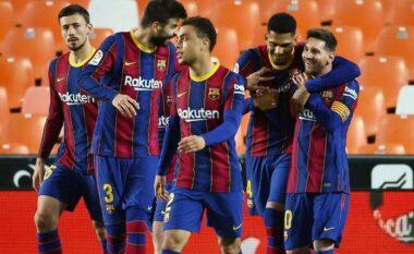 """""""Tronditet"""" Barça, Laporta nxjerr në shitje dy yjet e skuadrës"""