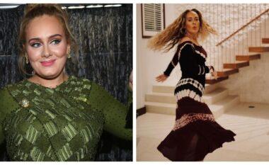 """""""Çmendi"""" rrjetin me fotot e fundit, si arriti të dobësohej Adele (FOTO LAJM)"""