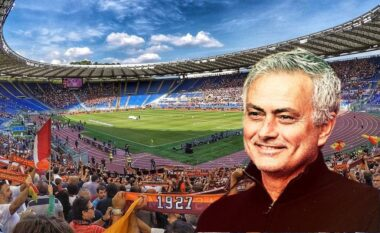 A do të jetë në gjendje Roma me Mourinho të fitojë Serie A? Ja sondazhi befasues i SportMediaset (FOTO LAJM)