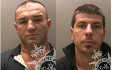 Korrierët shqiptarë të drogës kapen me 18 mijë paund cash në Britani