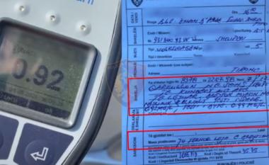 Nga Tropoja në Tiranë tapë, shoferi rrezikon jetën e dhjetrave pasagjerëve me manovrat e rrezikshme (VIDEO)