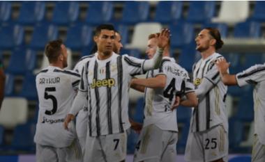 Super Ronaldo, Juventus dyfishon shifrat ndaj Sassuolos (VIDEO)