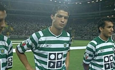 Presidenti i Sporting Lisbonës: Një ditë Ronaldo do të kthehet