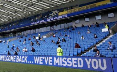 ZYRTARE/ Rikthehen tifozët në Premier League