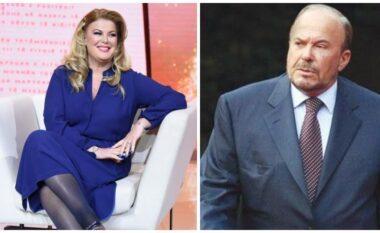 """""""U tregua burrë"""", Eni Çobani admiron Fatos Nanon si shpalli divorcin (FOTO LAJM)"""