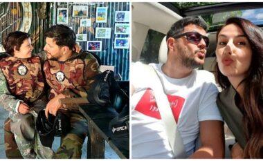 Si rrallëherë, Ermal Mamaqi publikon foton dhe mesazhin e fortë për të birin (FOTO LAJM)