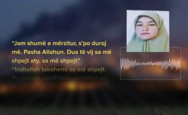 Thirrje nga Siria, 18 vjeçarja Elona Shuli kërkon ndihmë: Më shpëtoni!