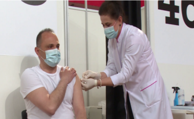 Flipçe: Të gjitha vaksinat janë të sigurta, unë pranova vaksinën Sinofram (VIDEO)