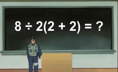 """Problemi matematikor që ka """"çmendur"""" internetin, a mund ta zgjidhni ju si duhet? (FOTO LAJM)"""