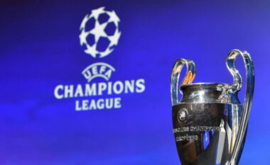UEFA pritet ta ndryshojë logon e Champions, ja si mund të duket (FOTO LAJM)