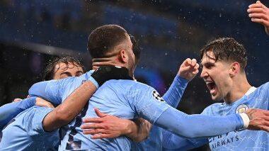 Man City prek finalen për herë të parë në histori (VIDEO)
