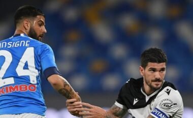 """Napoli """"likujdon"""" Udinesen, dy gola për 3 minuta (VIDEO)"""