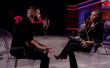 Ana Kauri dhe Fatjoni në takim 4-minutësh, ka mbetur diçka mes tyre? (VIDEO)