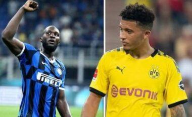 Sancho dhe Lukaku, Chelsea gati të pushtojë Evropën