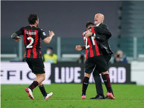 """Milani i bën """"gjëmën"""" Juves, bardhezinjtë mbeten jashtë zonës Champions (FOTO+VIDEO)"""