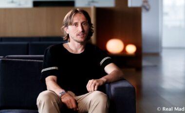 Luka Modric, lojtari më i mirë i sezonit te Real Madridi