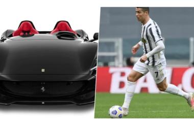 Vizita te Ferrari, shikoni bishën si dhuratë që mori Ronaldo nga familja Agnelli (FOTO LAJM)