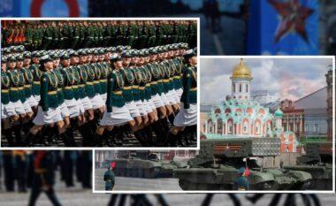 Armatime të rënda dhe ushtare bukuroshe, provat për paradën e Ditës së Fitores në Rusi (FOTO LAJM)