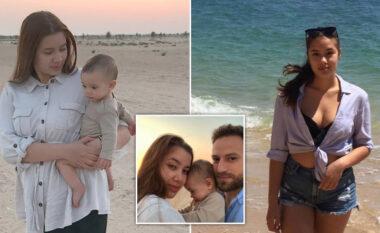 """E """"mbytur"""" në lot, nëna e 20 vjeçares të vrarë në Greqi i jep lamtumirën së bijës (VIDEO)"""