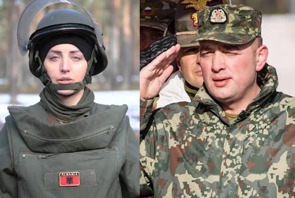 NATO në Letoni kujton Klodian Tanushin dhe Zarife Hasanajn (FOTO LAJM)