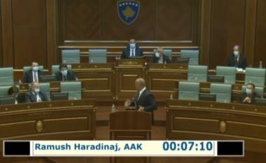 Ramush Haradinaj: Liburn Aliu po e vjedh Kosovën më së keqi