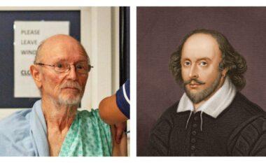Gafa e gazetares bën xhiron e rrjetit: William Shakespeare vdiq pasi bëri vaksinën (VIDOE)