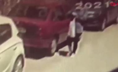"""""""Më dhunuan dhe grabitën"""", si kamerat e sigurisë zbuluan mashtrimin e gruas për t'i rënë në sy bashkëshortit (VIDEO)"""
