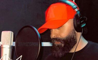 Ghetto Geasy në studio për projektin e ri (VIDEO)