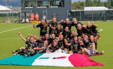 Juventusi fiton 3 javë para mbylljes titullin e Serie A