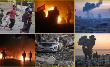 Tanket thyejnë kufirin, ushtria izraelite pushton Gazën
