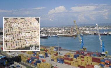 Sekuestrimi i 1 milion paundëve në Durrës: Kapet shoferi 20 vjeçar, ka në pronësi 3 furgona