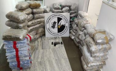 Kamioni plot drogë e armë, si u kap mat shqiptari në Greqi