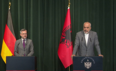 LIVE/ Nis konferenca e përbashkët e Ramës me ministrin gjerman: Ne i kemi plotësuar kushtet! (VIDEO)