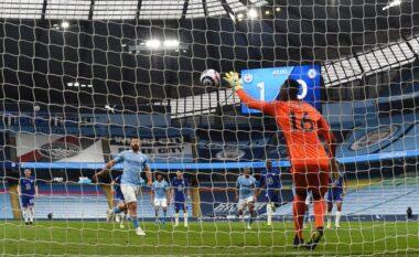 Humbi penallti ndaj Chelsea, reagon Aguero: Më falni, unë jam fajtori
