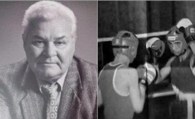 Ndahet nga jeta legjenda e boksit, Ahmet Golemi