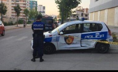 Polici përplas kalimtarin me mjetin e punës, nisin menjëherë hetimet