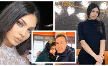 E akuzojnë për operacione plastike, vajza e Niko Peleshit ironizon me fotot e viteve më parë (FOTO LAJM)