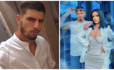 """I dedikoi këngë Jasminës, ish-konkurrenti i """"Përputhen"""" zbulon si i ka punët me Andin (FOTO LAJM)"""