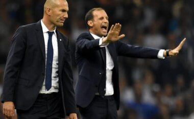 """Allegri në """"pole position"""" për të zëvendësuar Zidane te Reali"""