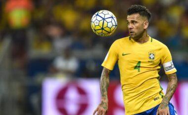 E papritur, Dani Alves në moshën 38 vjeçare kthehet në kombëtaren e Brazilit