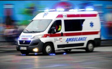 Aksident i rëndë në Lipjan, 13 të plagosur