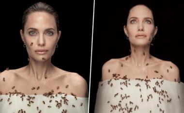 3 ditë pa larë, seti fotografik që detyroi Angelina Jolie të sakrifikojë (FOTO LAJM)