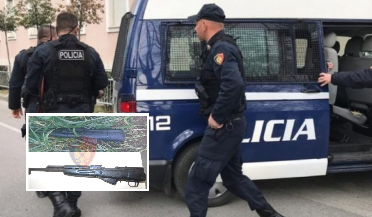 Tentoi të vrasë 17 vjeçaren me pushkë, arrestohet adoleshenti shkodran