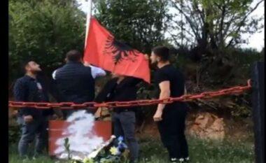 Provokimi i Serbisë, hiqet flamuri shqiptar nga lapidari i dëshmorit