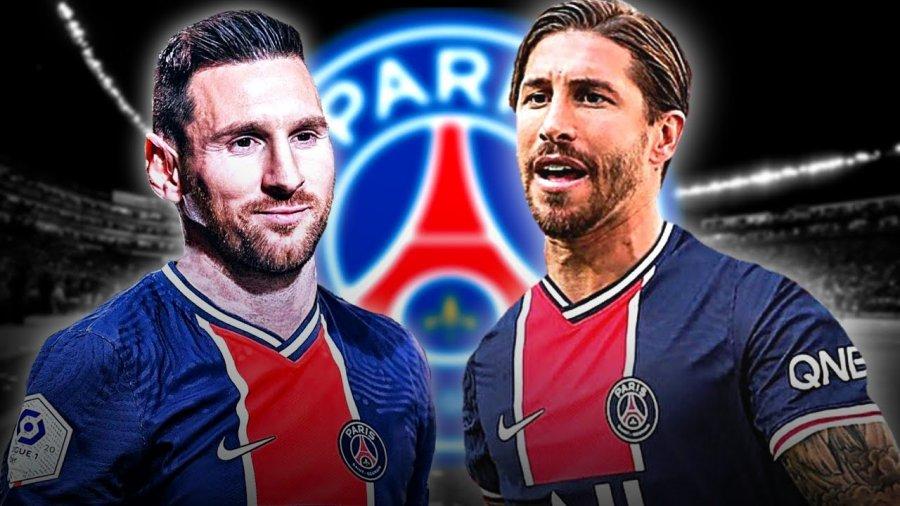 Mega-operacioni: PSG përgatitet për transferimin e dyshes, Messi-Ramos